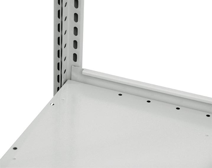 Anschlagleiste, H55xB750mm, sendzimirverzinkt
