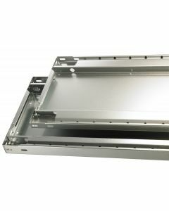 MULTIplus150 Fachboden, Breite 1000mm, Tiefe 500mm, RAL 7035 lichtgrau