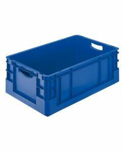 Euro-Stapelkasten, H420xB400xT600 mm, blau