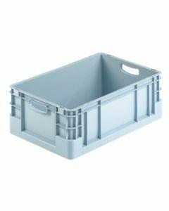 Euro-Stapelkasten, H210xB400xT600 mm, grau