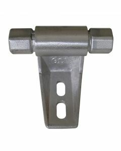 Zwischenhalter (je 1 pro Rahmen) - für Aluminum- und Stahlrohre