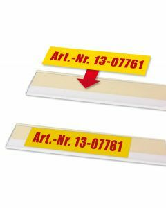 Scannerschiene 1000mm x 37mm Art.-Nr.: 13669