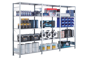 Regalsystem garage  Metallregale Online Shop - Hier finden Sie Ihr Regal aus Metall