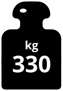 Fachlast 330kg
