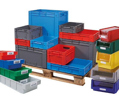 Lagerkästen und Lagerbehälter